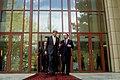 Secretary Kerry Exits the U.S.-Afghan Bilateral Commission Meeting Site (25723283083).jpg