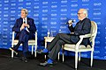 Secretary Kerry Participates in the Saban Forum 2015 in Washingtonn center 7 (23530121821).jpg
