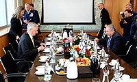 Secretary of Defense Jim Mattis in MOD April 21, 2017 (34176840345).jpg