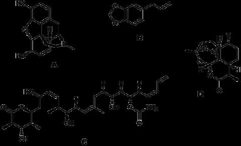 Natuurproduct Scheikunde Wikipedia
