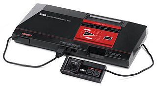 Master System Video game console