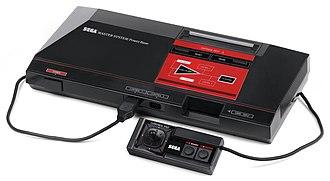 Master System - Image: Sega Master System Set