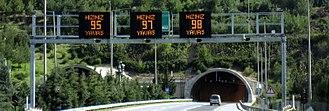 75th Anniversary Selatin Tunnel - Image: Selatin Tunnel