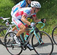Emanuele Sella podczas Route du Sud 2012