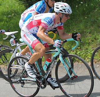 Emanuele Sella Road bicycle racer