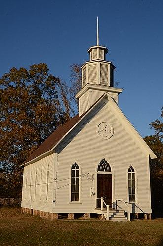 Selma, Arkansas - Selma Methodist Church