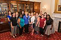 Senator Stabenow meets with undergraduate women from Eastern Michigan University. (48044288221).jpg