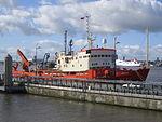 Sentinel at Liverpool Cruise Terminal - 2012-08-31 (22).JPG