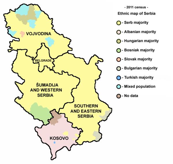 Srbija Wikiwand