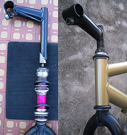 Headset Bicycle Part Wikipedia