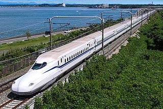 Tokaido Shinkansen Shinkansen (high-speed railway) line between Tokyo and Osaka