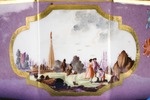 Servis. Assiette. Detalj sockerskål - Hallwylska museet - 87126.tif