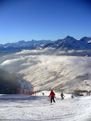 Val Chisone - Monte Motta, Sestriere.