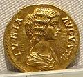 Settimio severo, aureo per giulia domna, 193-211, 01.JPG
