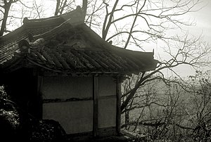 Seungsahn - Seungsahn's hermitage, where he spent most of his final years