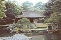 Shōkin-tei, Katsura Imperial Villa, Kyoto (松琴亭, 桂離宮, 京都) (1967-05-09 by Roger W).jpg