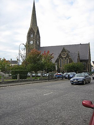 Lurgan - Image: Shankill Parish Church, Lurgan geograph.org.uk 65201