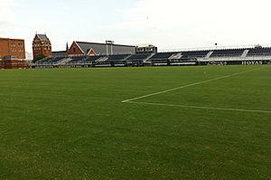 Georgetown Hoyas men's soccer - Shaw Field - Washington, D.C.