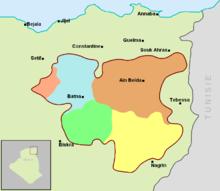 Shawiya dialects.PNG