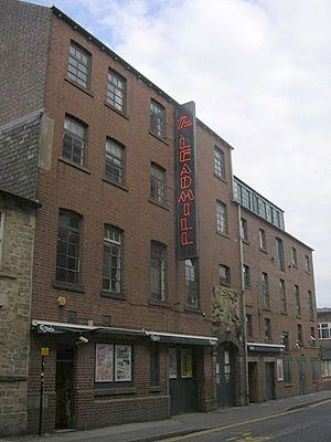 The Leadmill - The Leadmill, Leadmill Road