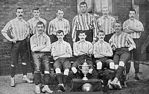 1899 FA Cup Final - Image: Sheffield utd 1899