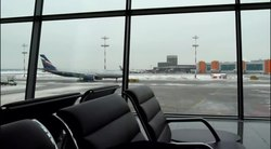 Файл:Sheremetyevo Intertnational airport.webm