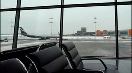 Datei:Sheremetyevo Intertnational airport.webm