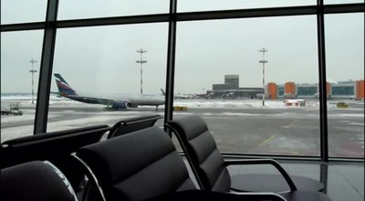 파일:Sheremetyevo Intertnational airport.webm