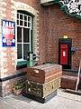 Sheringham - the old railway station - geograph.org.uk - 1180058.jpg