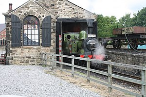 Shildon - Image: Shildon Railway Museum geograph.org.uk 2538781