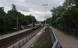 Shildon - Shildon Railway Station