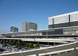 Shin-Ōsaka Station Railway and metro station in Osaka, Japan