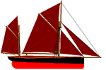 Ship-ketch