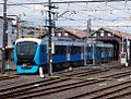 Shizuoka Railway A3001 Naganuma Depot 20160321.jpg