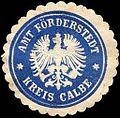 Siegelmarke Amt Förderstedt - Kreis Calbe W0217222.jpg