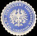 Siegelmarke Königlich Preussisches Standesamt Liebenburg - Kreis Liebenburg W0260147.jpg