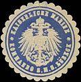 Siegelmarke K. Marine Kommando S.M.S. Lübeck W0391470.jpg