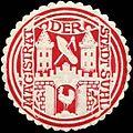 Siegelmarke Magistrat der Stadt Suhl W0311585.jpg