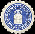 Siegelmarke Sigillum - Bibliothecae - Regiae - Berolinensis W0210188.jpg