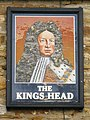 Sign for the Kings Head - geograph.org.uk - 714627.jpg
