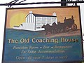 Sign for the Old Coaching House - geograph.org.uk - 929777.jpg