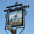 Sign of The Anchor - geograph.org.uk - 1280881.jpg