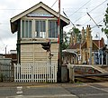 Signal box and station, Downham Market - geograph.org.uk - 1351802.jpg