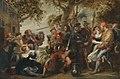 Simon de Vos - Marodierende Soldaten mit Dirnen (Kopie nach Rubens) - 309 - Bavarian State Painting Collections.jpg