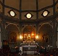 Sinalunga, chiesa di San Bernardino - Cappella della Madonna del Rifugio..jpg