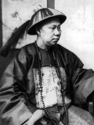 Shen Baozhen - Image: Sing Bo ting 2