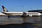 Singapore Airlines, 9V-SWG, Boeing 777-312 ER (16456162482) (2).jpg