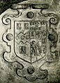 SirHenryRolle (1545-1625) 1602Arms AbbotsLodge CathedralClose Exeter.jpg