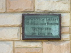 Photo of plaque № 42018