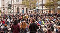 Sit-in during San Francisco July 2016 rally against police violence - 4.jpg